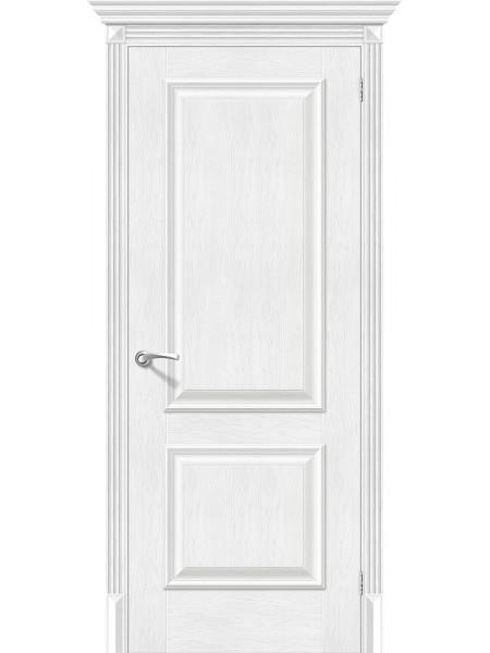 Межкомнатная дверь el'PORTA (Эль Порта) Classico S эко шпон Классико-12 Royal Oak, полотно