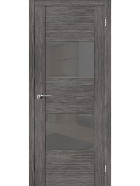 Межкомнатная дверь el'PORTA (Эль Порта) Vetro эко шпон VG2 S, полотно