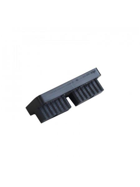 Кляймер пластиковый для террасной доски из ДПК EuroDeck (ЕвроДек) упаковка 100шт.