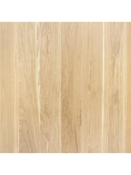 Паркетная доска Focus Floor (Фокус Флор) Дуб Престиж Калима белое масло (Prestige Calima White) однополосная