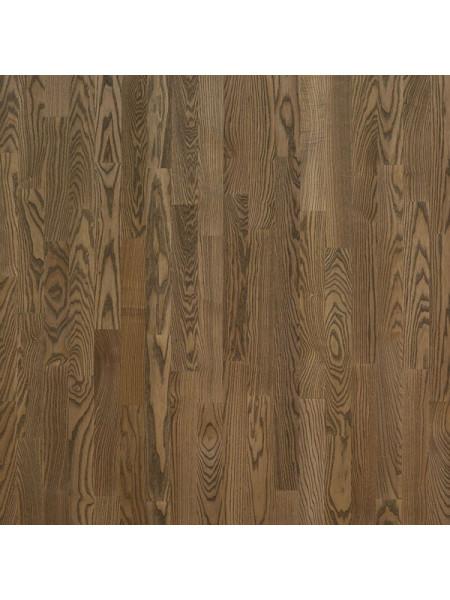 Паркетная доска Focus Floor (Фокус Флор) Ясень Баямо (Bayamo) трехполосная