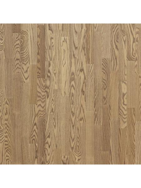 Паркетная доска Focus Floor (Фокус Флор) Ясень Памперо (Pampero) трехполосная