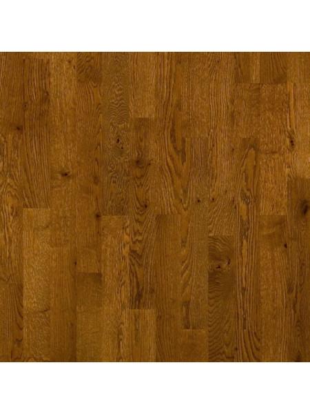 Паркетная доска Focus Floor (Фокус Флор) Дуб Пониенте (Poniente) трехполосная