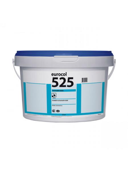 Клей дисперсионный Forbo Eurocol 525 Eurosafe Basic 13 кг.