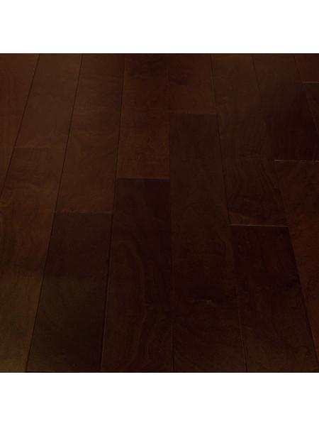Паркетная доска Galathea (Галатеа) Американский орех Mocca (Мокка) однополосная