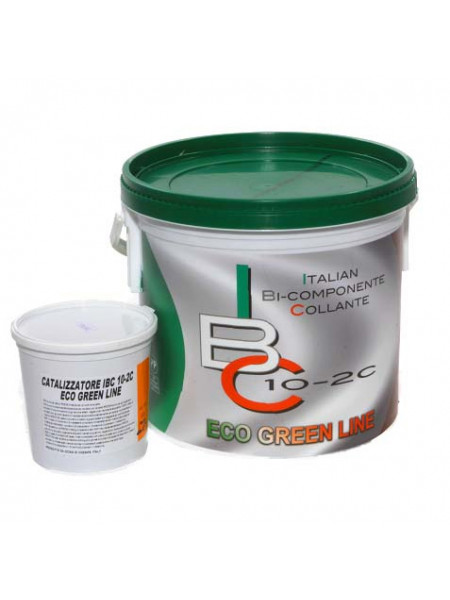 Клей  Recoll Eco Green Line IBC 2c 9кг+1 кг