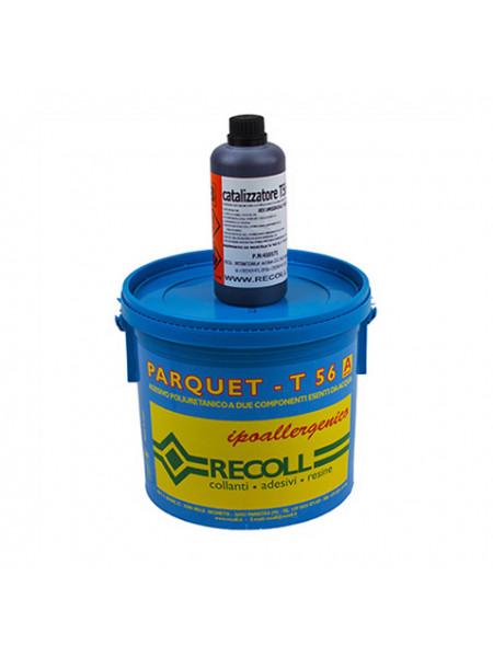 Клей Recoll (ICAR) Parquet T 56 9,2кг+0,8 кг