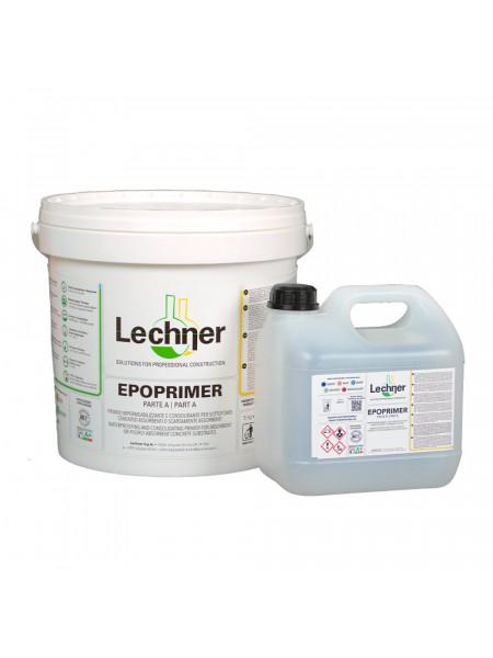 Грунтовка Lechner EcoPrimer двухкомпонентная, эпоксидная, 7,5 кг (5+2,5кг)