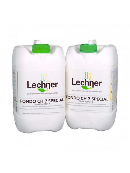 Грунтовка Lechner Fondo CH7 Special духкомпонентная, полиуретановая, 10 л. (5+5 л)