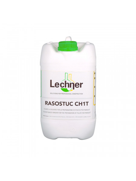Шпаклевка Lechner Rasostuc CH1 однокомпонентная, заполняющая, 5 л.