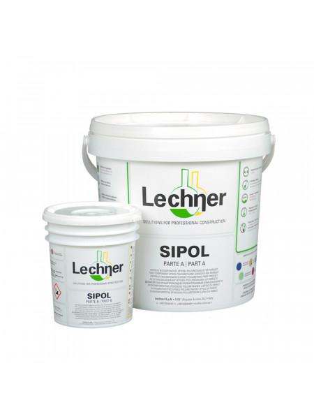 Клей Lechner Sipol двухкомпонентный, эпоксидно-полиуретановый, 10 кг (9+1кг)