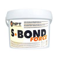 Клей для паркета NPT S-Bond Force однокомпонентный, на базе МС-полимера, 14 кг. (7+7 кг)