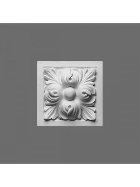 Дверной декор Orac (Орак) D210 96х96х35мм