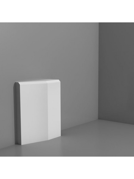 Дверной декор Orac (Орак) D330LR 126х160х41мм
