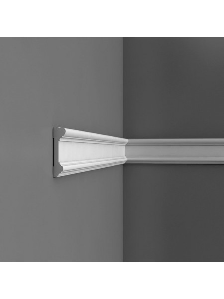 Дверной декор Orac (Орак) DX121-2300 94х23