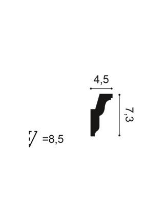 Карниз Orac (Орак) C212 73х45