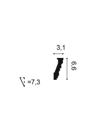 Карниз Orac (Орак) C214 66х31