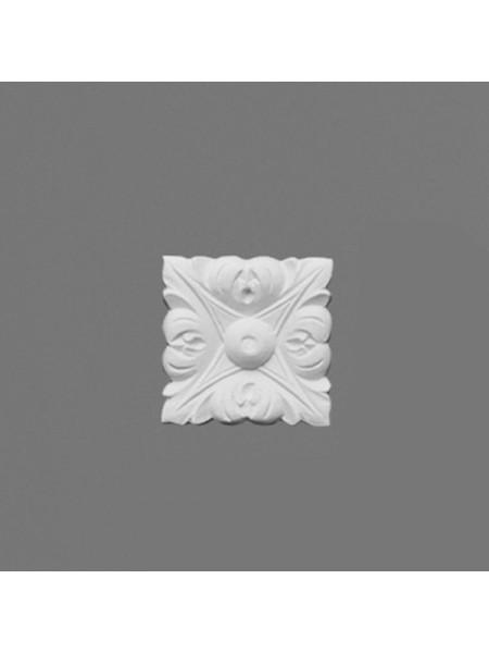 Молдинг Orac (Орак) P21 угловой декор 67х67х9мм