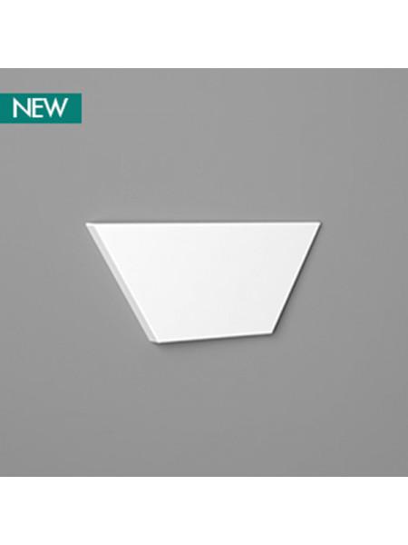 Панель декоративная Orac (Орак) W101 Trapezium 345х150х29мм