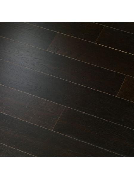 Паркетная доска Par-ky (Пар-ки) Deluxe Дуб Chocolate brushed