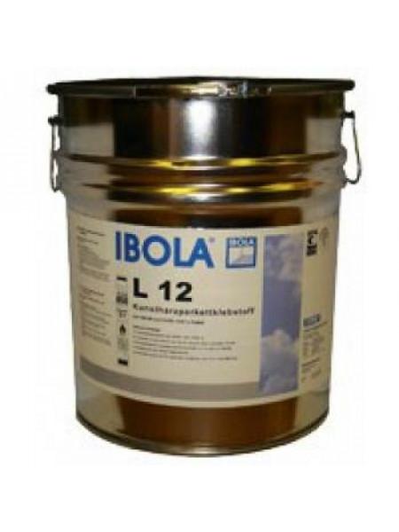 Клей Ibola L12 Parkettklebsoff 25 кг