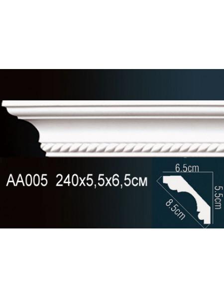 Карниз Perfect (Перфект) AA005, 1 м.п.