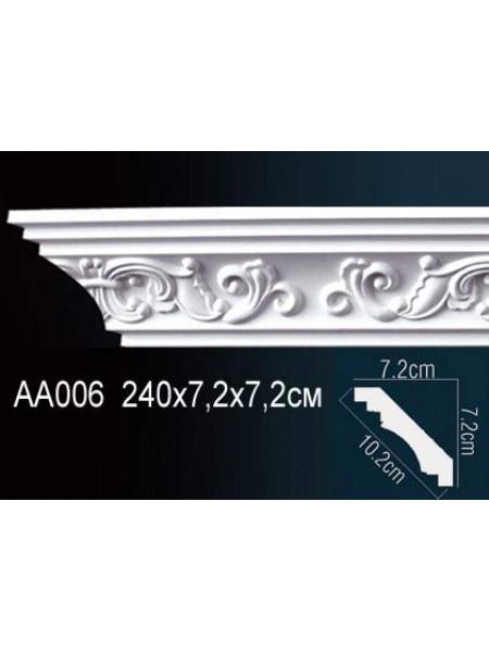 Карниз Perfect (Перфект) AA006, 1 м.п.