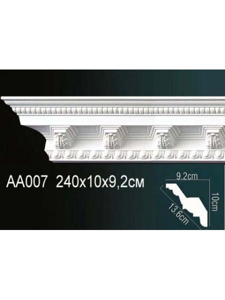 Карниз Perfect (Перфект) AA007, 1 м.п.