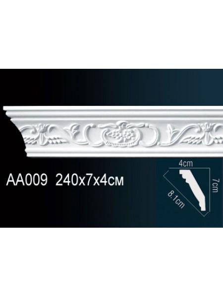 Карниз Perfect (Перфект) AA009, 1 м.п.