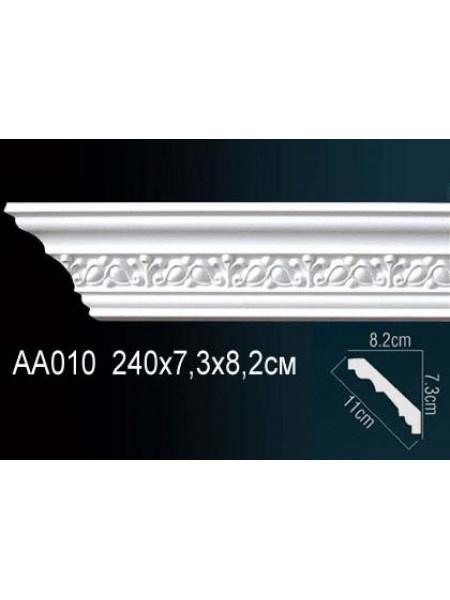 Карниз Perfect (Перфект) AA010, 1 м.п.