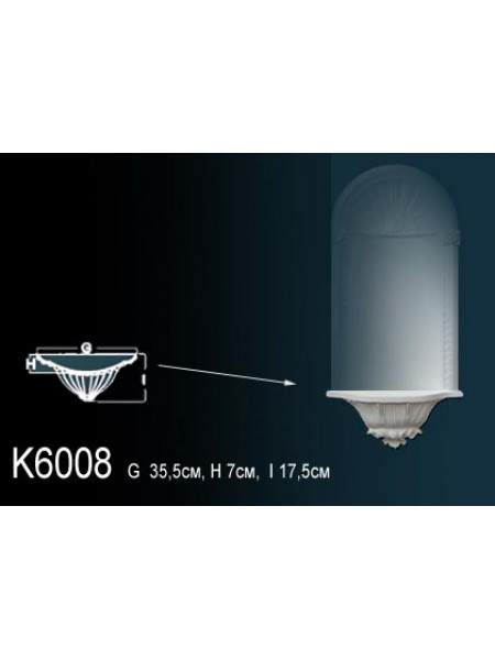 Ниша Perfect (Перфект) K6008