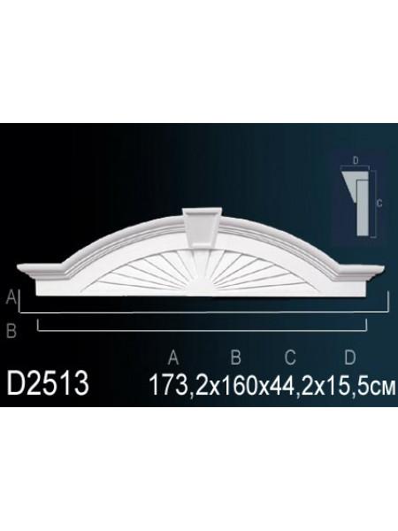 Дверной декор Perfect (Перфект) D2513