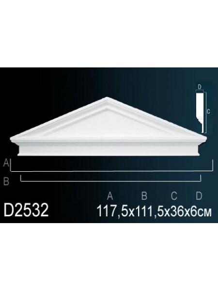 Дверной декор Perfect (Перфект) D2532