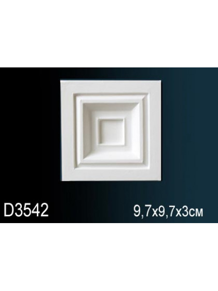 Дверной декор Perfect (Перфект) D3542