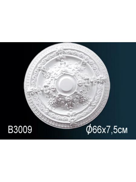 Розетка потолочная Perfect (Перфект) B3009