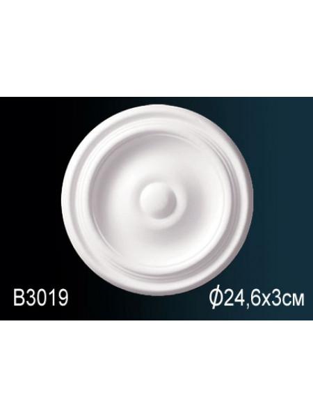 Розетка потолочная Perfect (Перфект) B3019