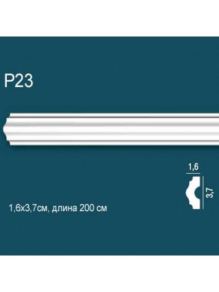 Молдинг Perfect Plus (Перфект Плюс) P23 37х16, 1 м.п.