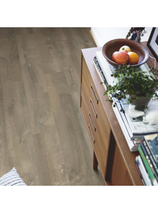 Виниловая плитка (ПВХ) Pergo Optimum Click Modern Plank V3131-40086 Дуб речной серый темный