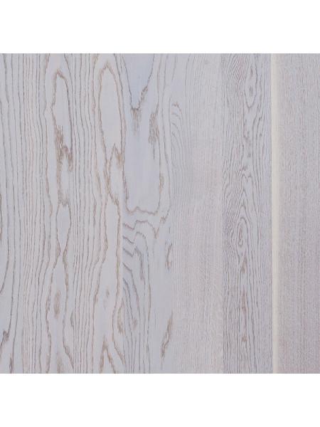 Паркетная доска Polarwood (Поларвуд) дуб FP Elara White Matt (Элара Вайт Матт)