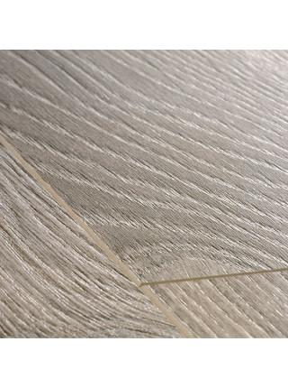 Ламинат Quick Step Perspective UF1406 Доска дуба светло-серого старинного