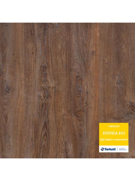 Ламинат Tarkett (Таркетт) Estetica 933 Дуб Эффект коричневый