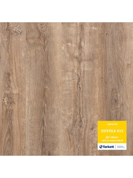Ламинат Tarkett (Таркетт) Estetica 933 Дуб Эффект светло-коричневый