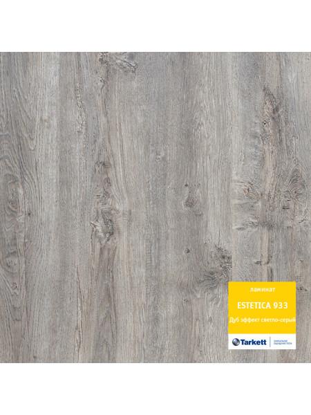 Ламинат Tarkett (Таркетт) Estetica 933 Дуб Эффект светло-серый