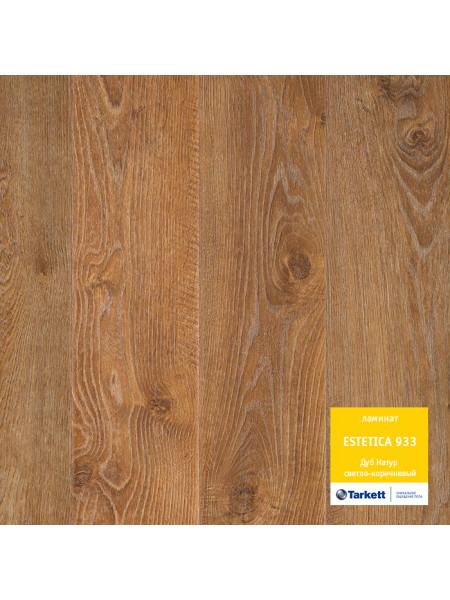 Ламинат Tarkett (Таркетт) Estetica 933 Дуб Натур светло-коричневый