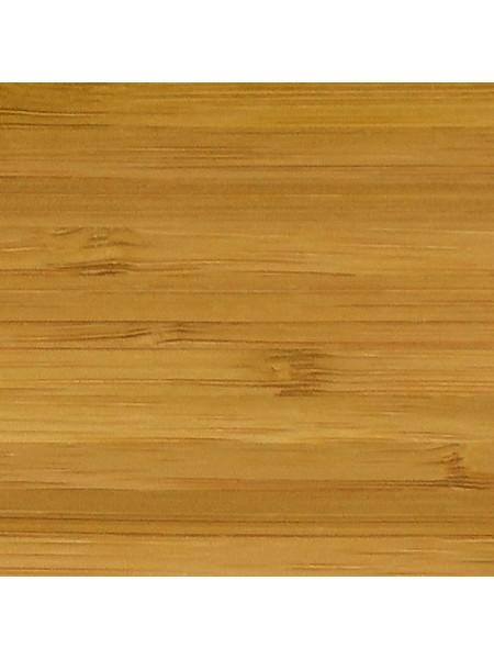 Плинтус Tecnorivest профиль 60х22 Бамбук темный, 1 м.п.