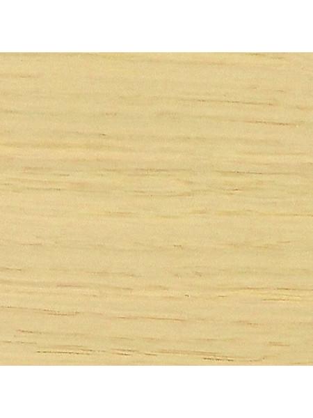 Плинтус Tecnorivest профиль 60х22 Дуб беленый, 1 м.п.