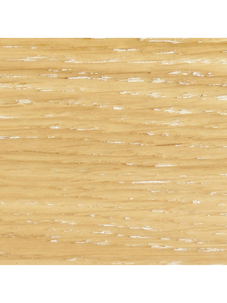 Плинтус Tecnorivest профиль 60х22 Дуб белый затертый, 1 м.п.