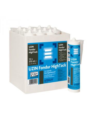 Клей однокомпонентный силановый UZIN Fondur High Tack 310 мл