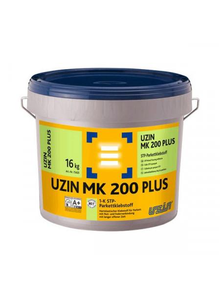 Клей однокомпонентный силановый UZIN MK 200 PLUS 16 кг.