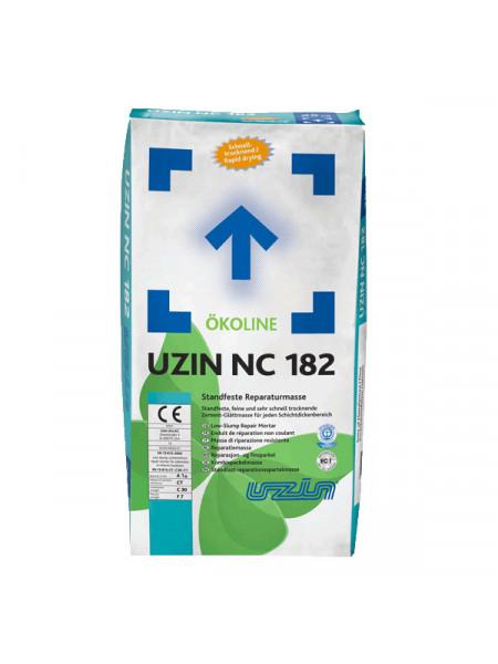 Быстросохнущая ремонтная масса UZIN NC 182 25 кг.